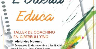 Taller de Coaching en Ciberbullying