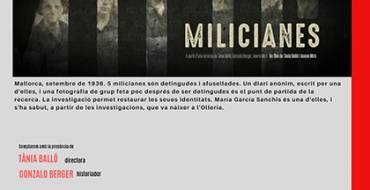 "Documental ""Milicianes"""