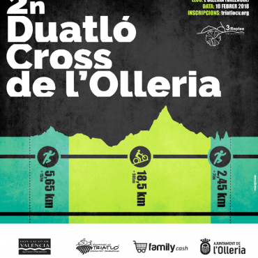 Duatló Cross