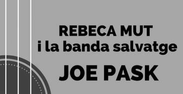 Joe Pask i Rebeca Mut